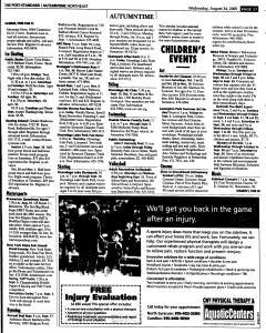 Syracuse Post Standard, August 24, 2005, Page 131