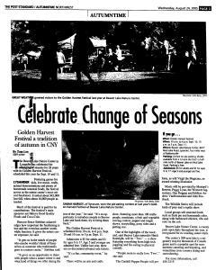 Syracuse Post Standard, August 24, 2005, Page 137