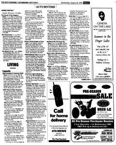 Syracuse Post Standard, August 24, 2005, Page 143