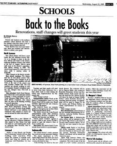 Syracuse Post Standard, August 24, 2005, Page 149
