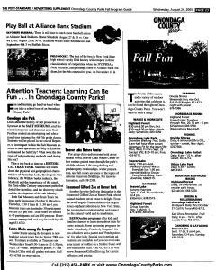 Syracuse Post Standard, August 24, 2005, Page 156