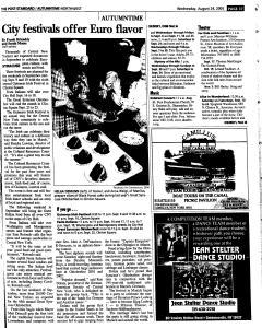 Syracuse Post Standard, August 24, 2005, Page 170