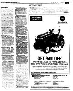Syracuse Post Standard, August 24, 2005, Page 178