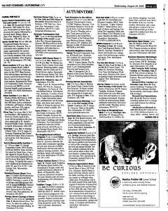 Syracuse Post Standard, August 24, 2005, Page 205