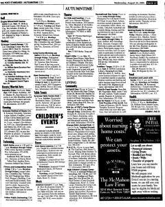 Syracuse Post Standard, August 24, 2005, Page 209