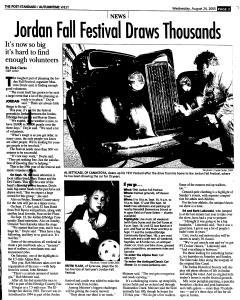 Syracuse Post Standard, August 24, 2005, Page 215