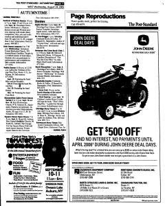 Syracuse Post Standard, August 24, 2005, Page 219