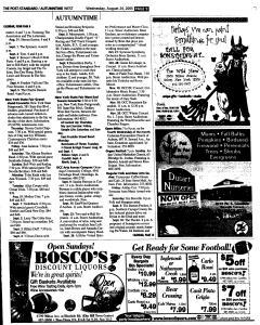 Syracuse Post Standard, August 24, 2005, Page 221