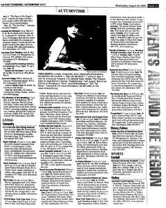 Syracuse Post Standard, August 24, 2005, Page 242