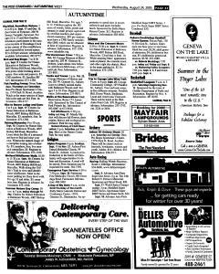Syracuse Post Standard, August 24, 2005, Page 244