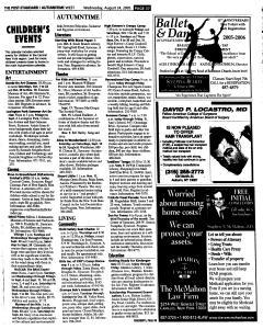 Syracuse Post Standard, August 24, 2005, Page 248