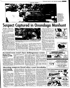 Syracuse Post Standard, August 24, 2005, Page 301