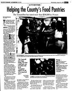 Syracuse Post Standard, August 24, 2005, Page 307