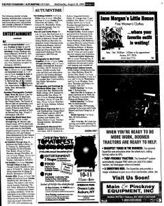 Syracuse Post Standard, August 24, 2005, Page 309