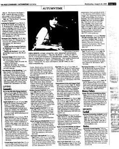 Syracuse Post Standard, August 24, 2005, Page 324