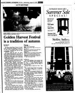 Syracuse Post Standard, August 24, 2005, Page 330
