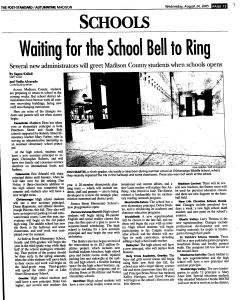 Syracuse Post Standard, August 24, 2005, Page 344