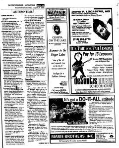Syracuse Post Standard, August 24, 2005, Page 349