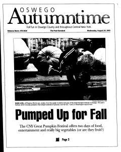 Syracuse Post Standard, August 24, 2005, Page 359