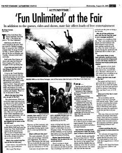 Syracuse Post Standard, August 24, 2005, Page 367