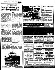 Syracuse Post Standard, August 24, 2005, Page 371