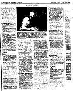 Syracuse Post Standard, August 24, 2005, Page 378