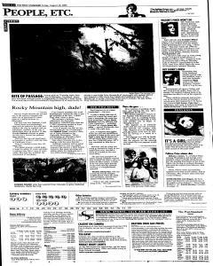 Syracuse Post Standard, August 26, 2005, Page 52