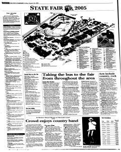 Syracuse Post Standard, August 26, 2005, Page 64