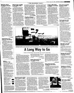 Syracuse Post Standard, August 26, 2005, Page 61
