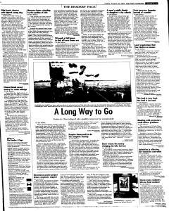 Syracuse Post Standard, August 26, 2005, Page 81