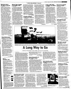 Syracuse Post Standard, August 26, 2005, Page 101