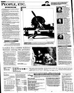 Syracuse Post Standard, August 27, 2005, Page 2