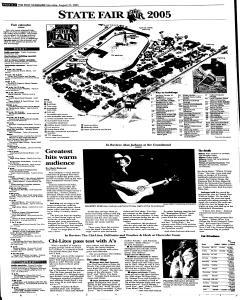 Syracuse Post Standard, August 27, 2005, Page 12