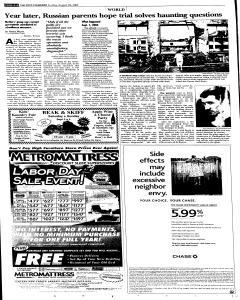 Syracuse Post Standard, August 28, 2005, Page 210