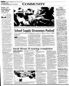 Syracuse Post Standard, August 28, 2005, Page 260