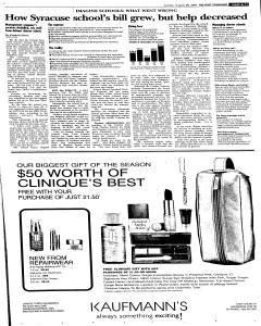 Syracuse Post Standard, August 28, 2005, Page 17