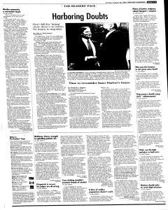 Syracuse Post Standard, August 28, 2005, Page 31