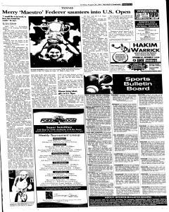 Syracuse Post Standard, August 28, 2005, Page 37