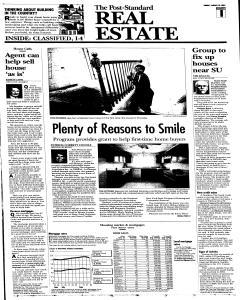 Syracuse Post Standard, August 28, 2005, Page 94