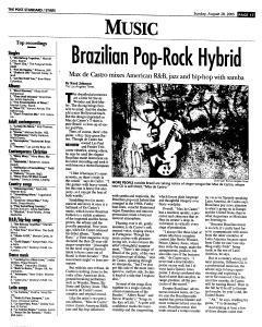 Syracuse Post Standard, August 28, 2005, Page 132