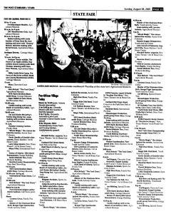 Syracuse Post Standard, August 28, 2005, Page 137
