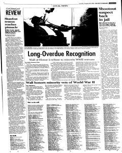 Syracuse Post Standard, August 28, 2005, Page 289