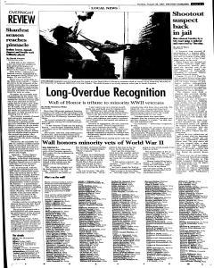 Syracuse Post Standard, August 28, 2005, Page 317