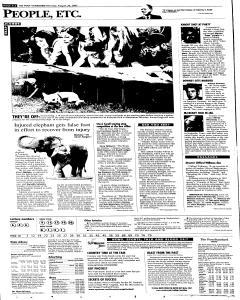Syracuse Post Standard, August 29, 2005, Page 2