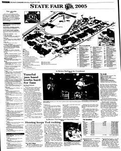 Syracuse Post Standard, August 29, 2005, Page 12