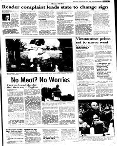 Syracuse Post Standard, August 29, 2005, Page 17