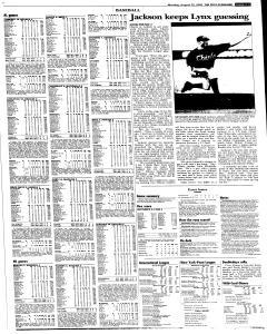 Syracuse Post Standard, August 29, 2005, Page 23