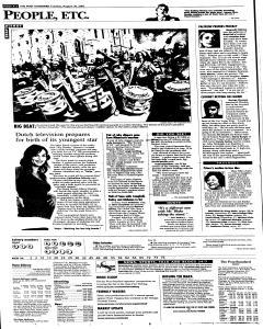 Syracuse Post Standard, August 30, 2005, Page 54