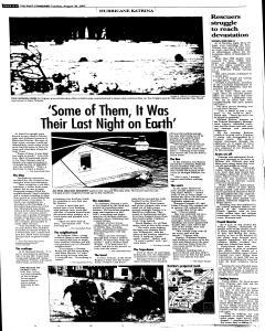 Syracuse Post Standard, August 30, 2005, Page 60
