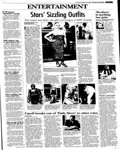 Syracuse Post Standard, August 30, 2005, Page 37